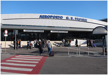 Transfer Ciampino Airport to Rome